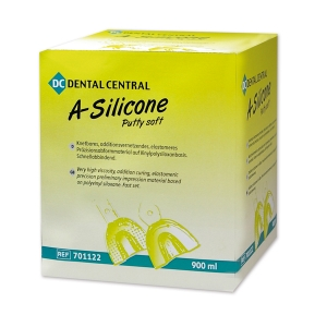 DC A-Silikone Putty soft, 2 Dosen a 450ml